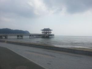 Hanok, Pohang iskele