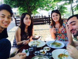 Damyang'da yemek keyfi (: