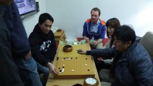 Cho Hye-yeon oyunu yorumlarken